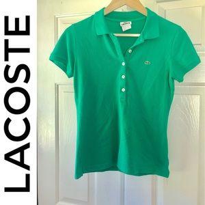 Lacoste Classic Piqué Polo Shirt- 38 (6)